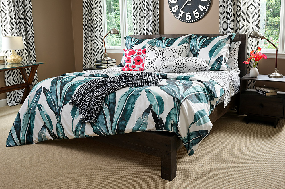 How to Master the Art of Making Your Bed | Spoonflower Blog