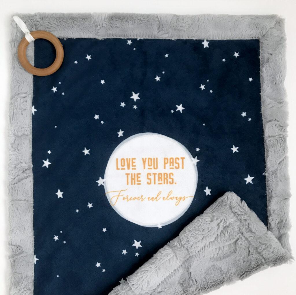 Custom Minky blankets | Spoonflower Blog