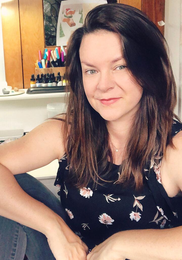 Kristina Hunter, arthousewife   Spoonflower Blog