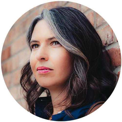 Kate Perna of Inner Beauty Effects | Spoonflower Blog