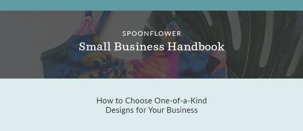 7 Branding Tips for your Handmade Small Business | Spoonflower Blog