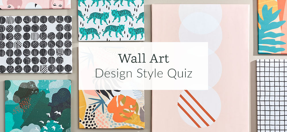 Find Out What Your Wall Art Design Style Is! | Spoonflower Blog