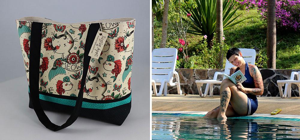 September Designer Spotlight: Meet Monika Suska of monika_suska   Spoonflower Blog