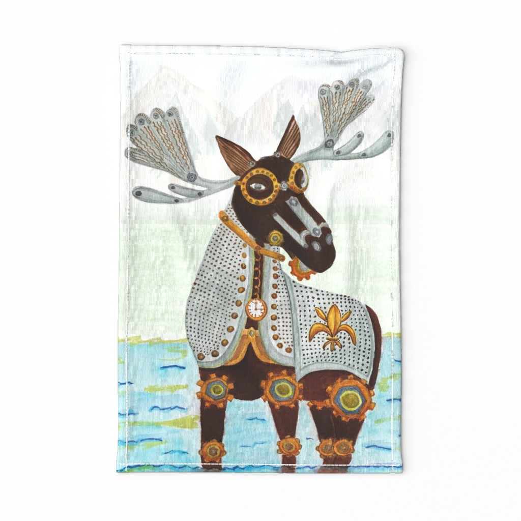 Aries tea towel design | Spoonflower Blog