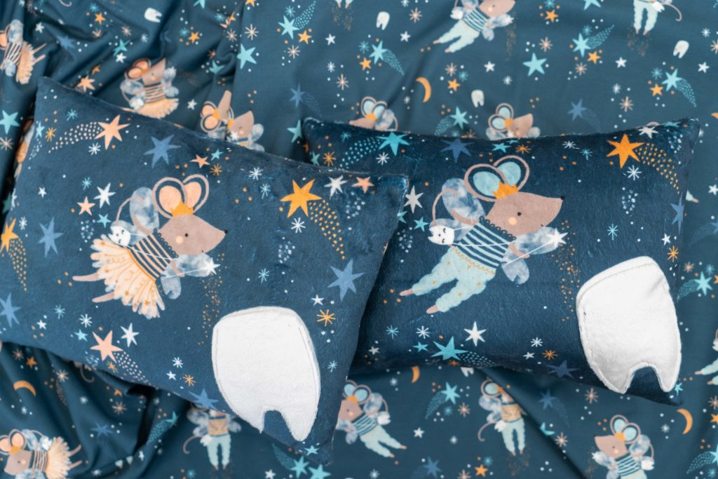 DIY Tooth Fairy Pillows | Spoonflower Blog