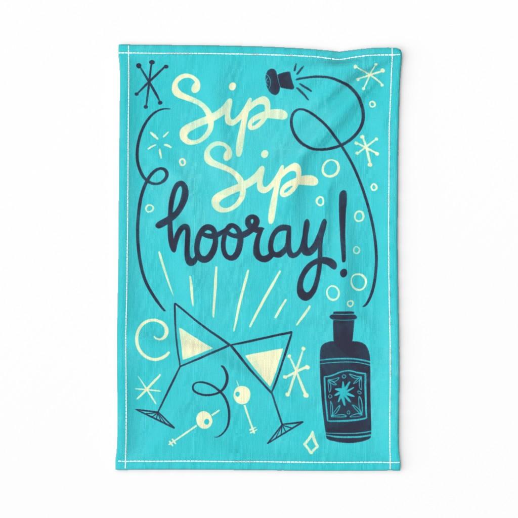Libra tea towel design | Spoonflower Blog