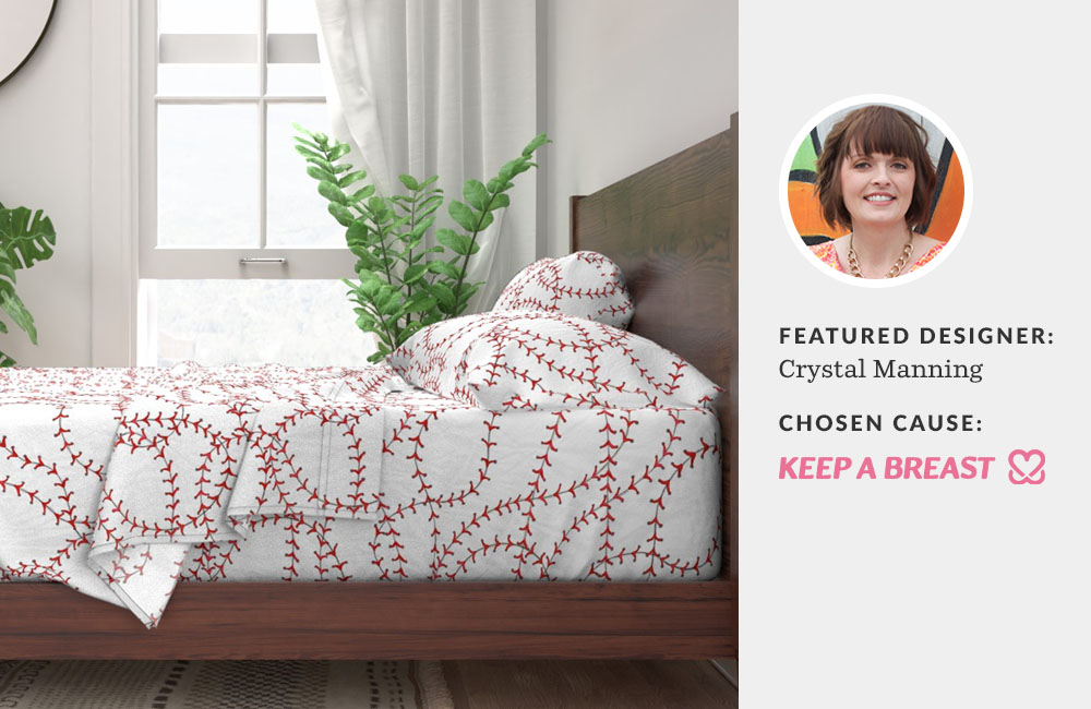 Featured Designer Crystal Manning | Spoonflower Blog