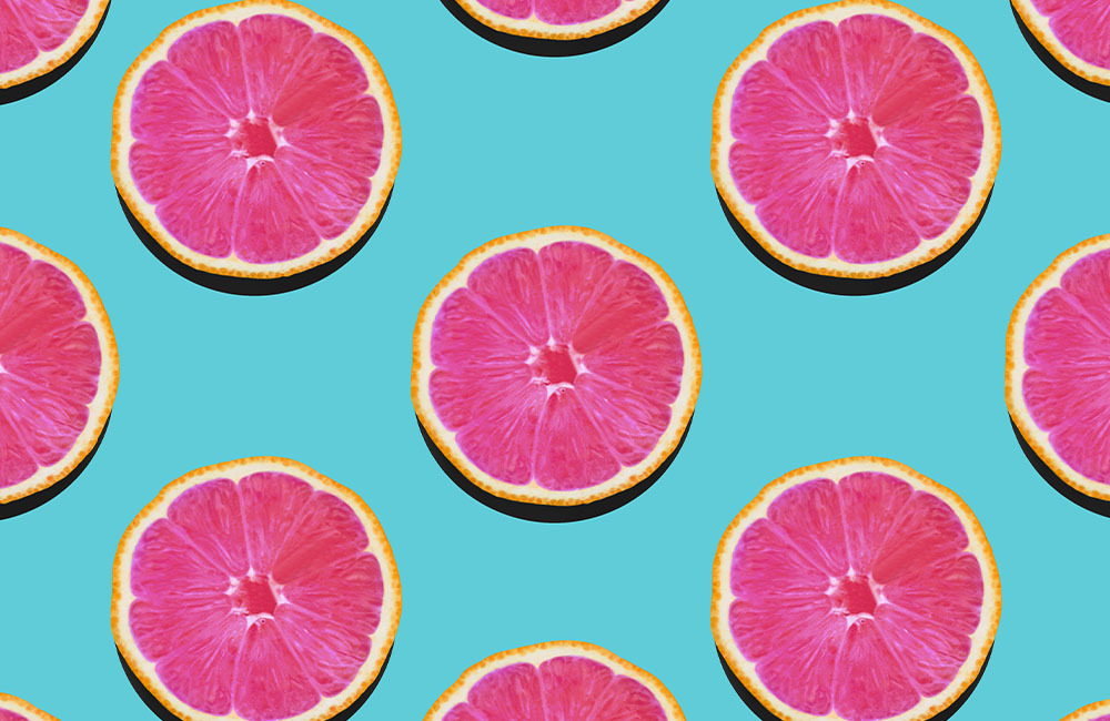 Announcing December's Design Challenge Themes: Pop Art Citrus | Spoonflower Blog