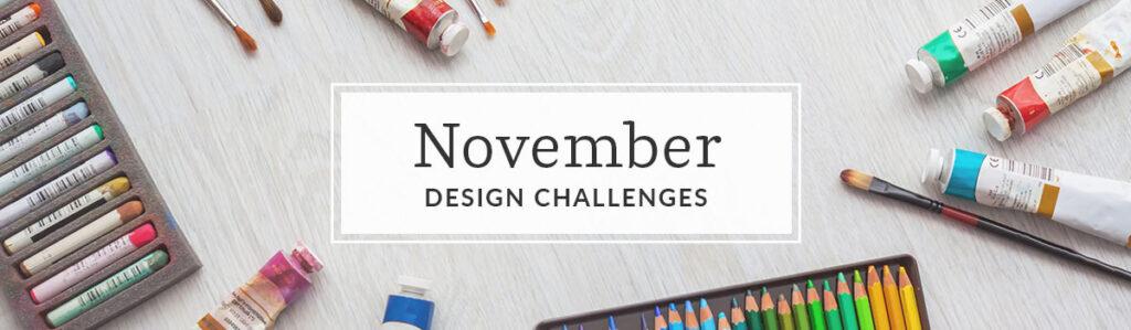 November Design Challenge Themes | Spoonflower Blog