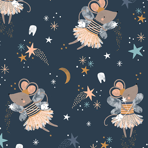Susan Mouse Repeating Fabric Design | Spoonflower Blog