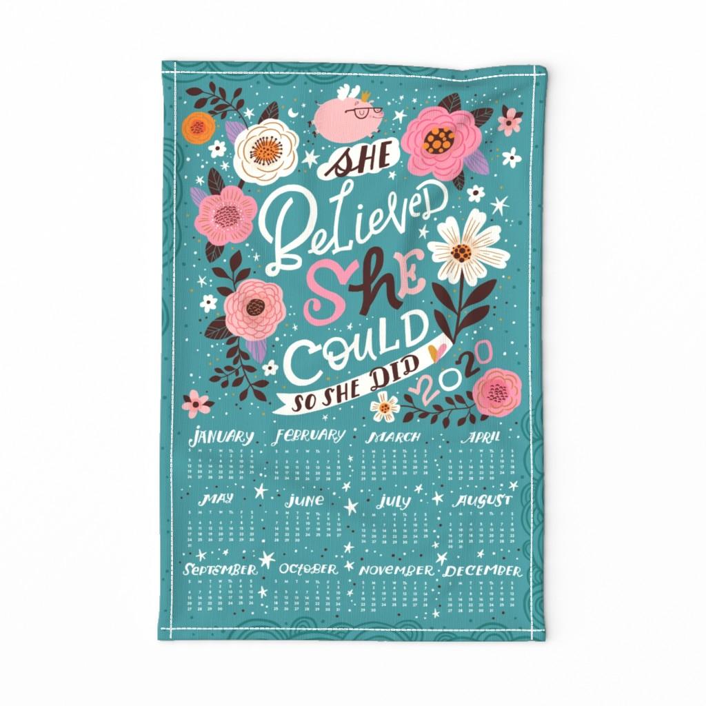 Capricorn Tea Towel Design | Spoonflower Blog