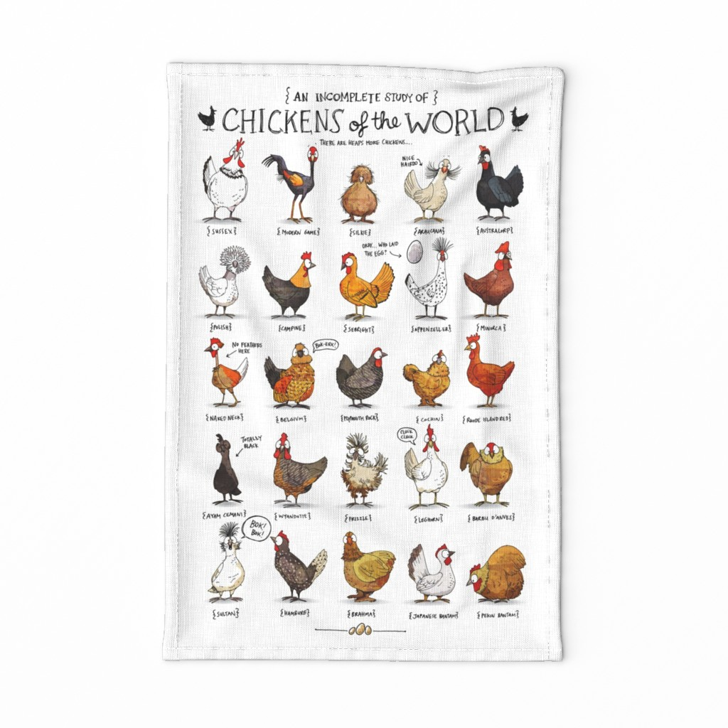 Scorpio tea towel design | Spoonflower Blog