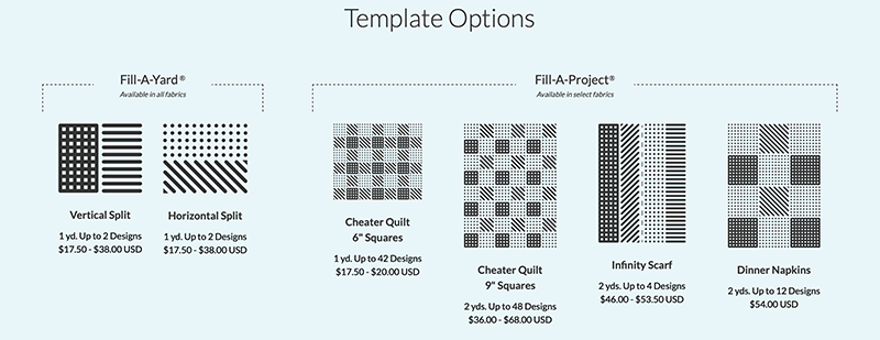 Fill-A-Yard templates | Spoonflower Blog