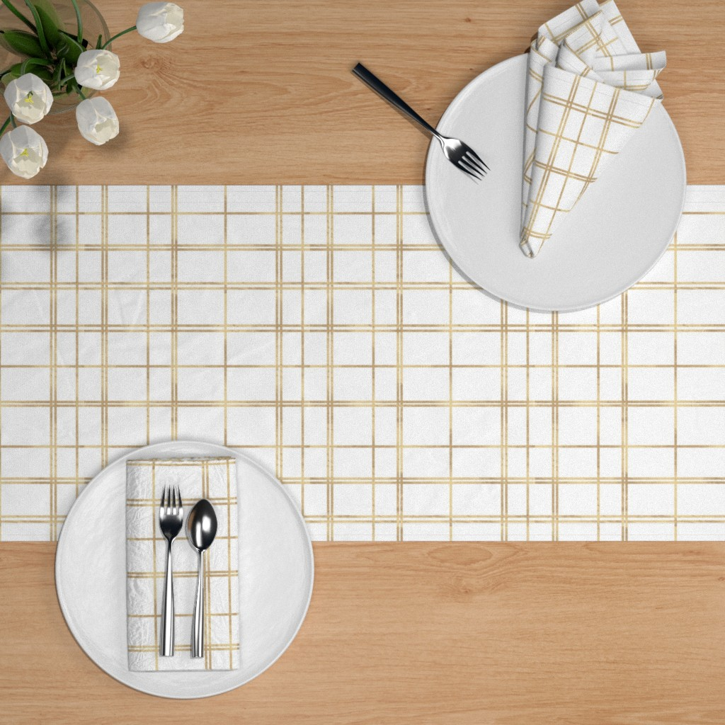 Book Club Table Setting | Spoonflower Blog