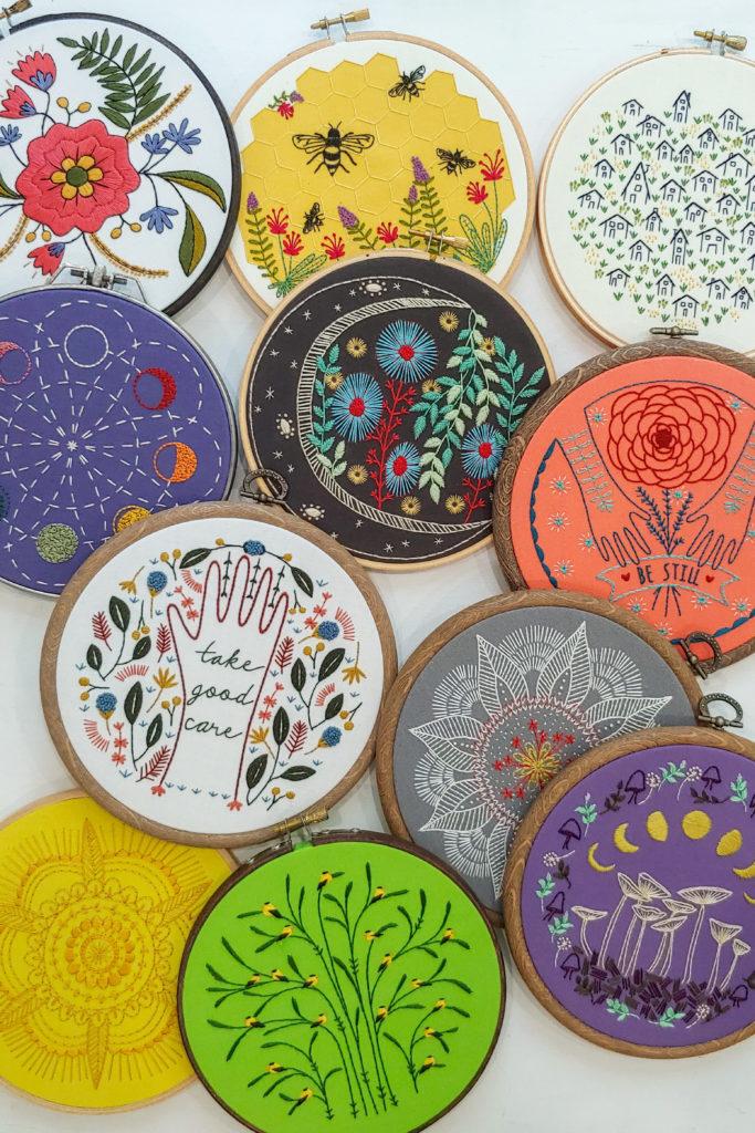 Meet Maker Liz Stiglets of Cozyblue Handmade | Spoonflower Blog