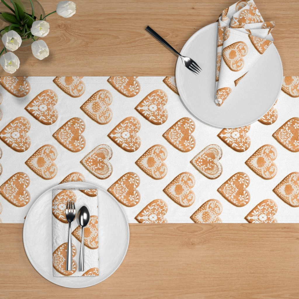 Cookie Exchange Party Table | Spoonflower Blog