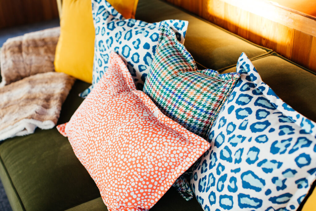 4 Home Decor Trends Inspired By the One Room Challenge | Spoonflower Blog