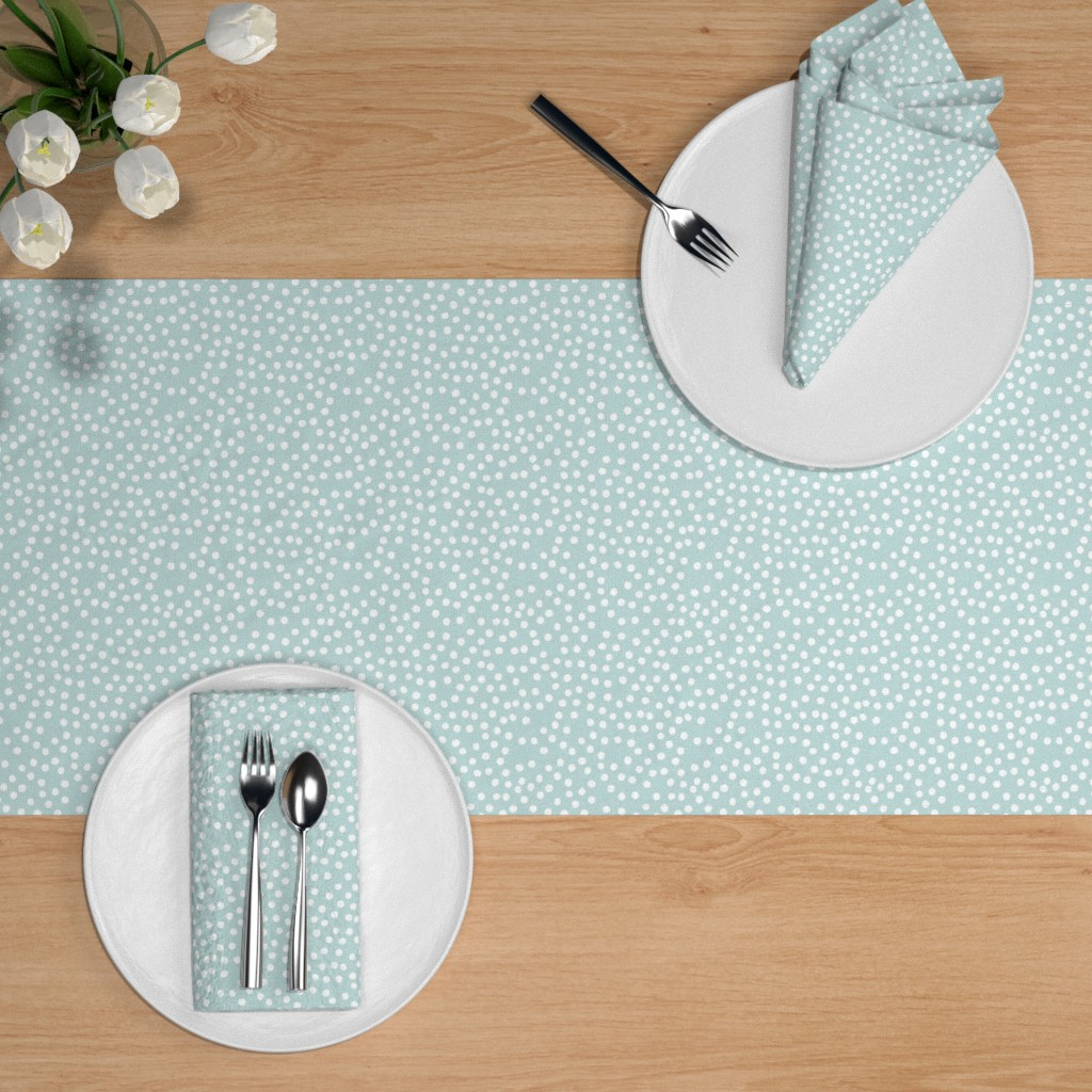 First Birthday Table Setting | Spoonflower Blog