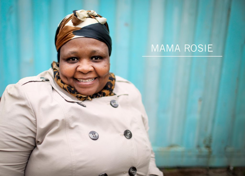 Meet Mama Rosie, the woman who made Baphumelele Children's Home possible. | Spoonflower Blog