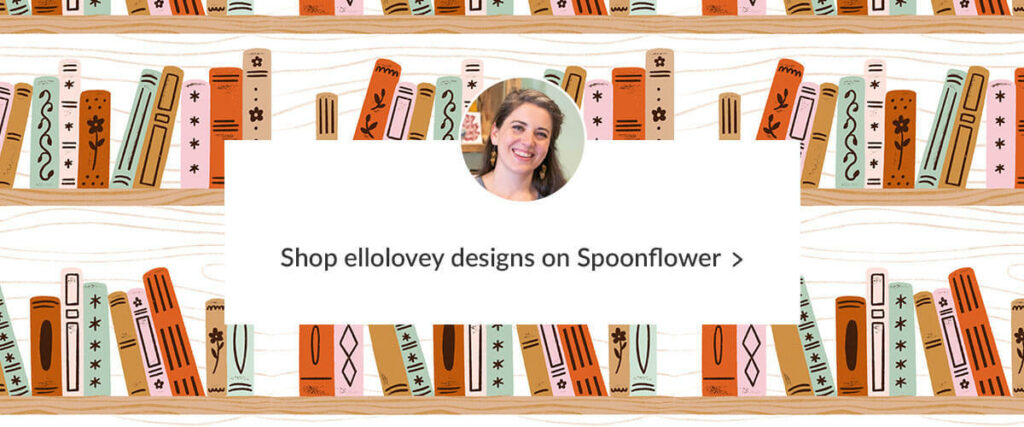 Shop ellolovey designs on Spoonflower | Spoonflower Blog