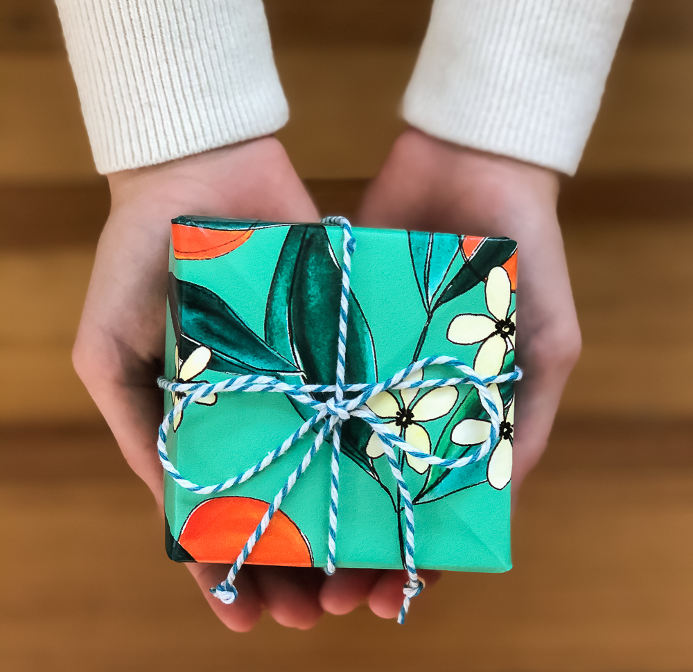 DIY paper gift boxes | Spoonflower Blog