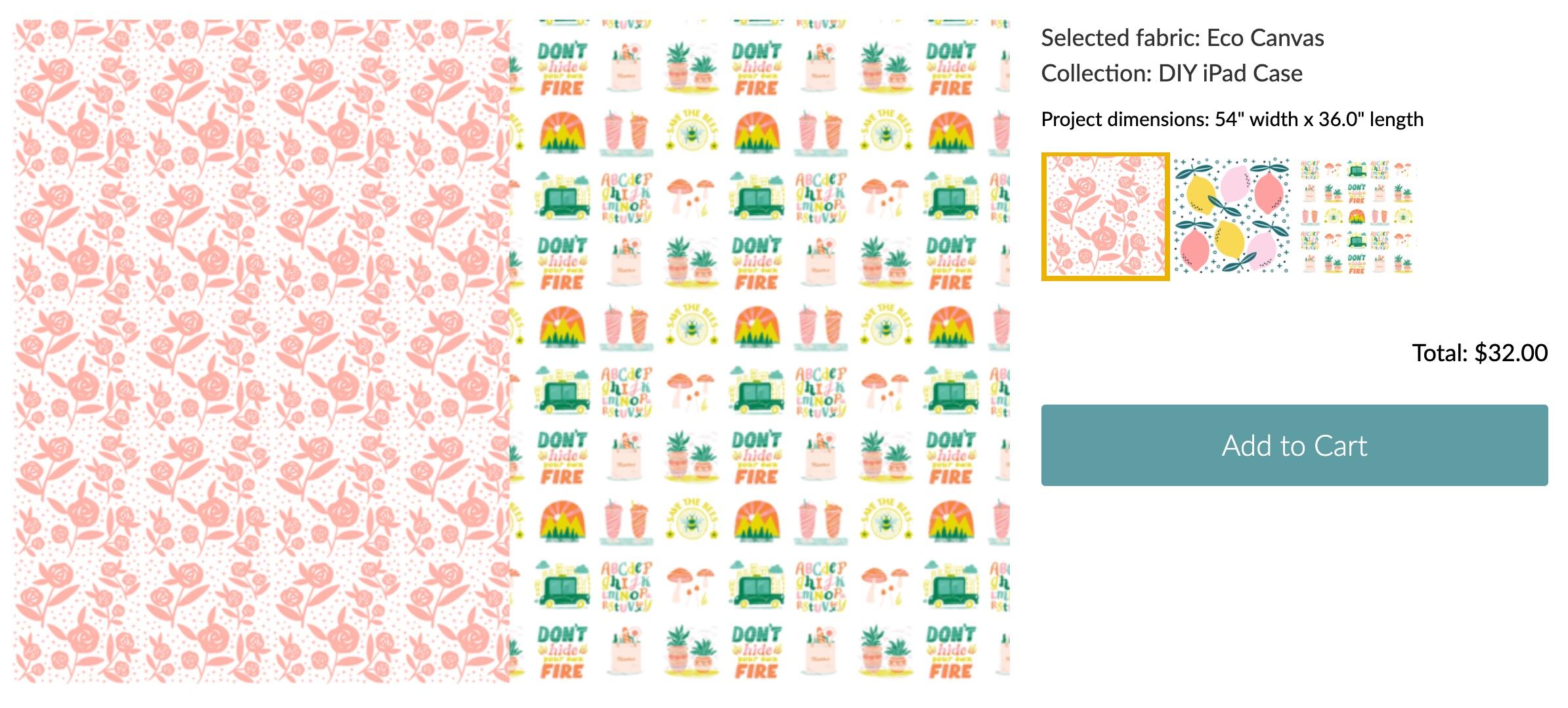 Erstelle ein Fill-A-Yard-Projekt (falls gewünscht)