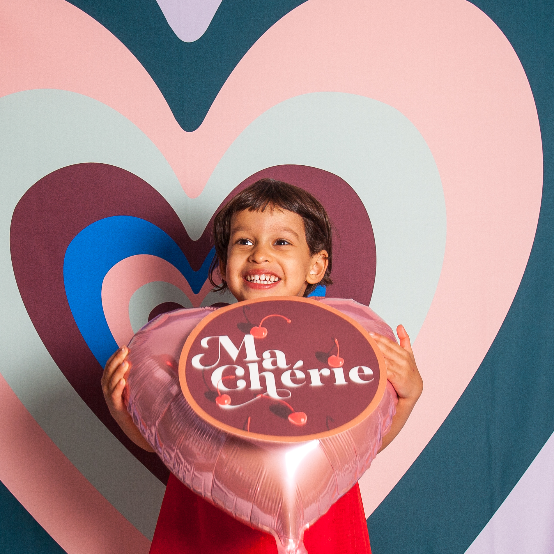A DIY Galentine's Day Photo Booth For Any Budget