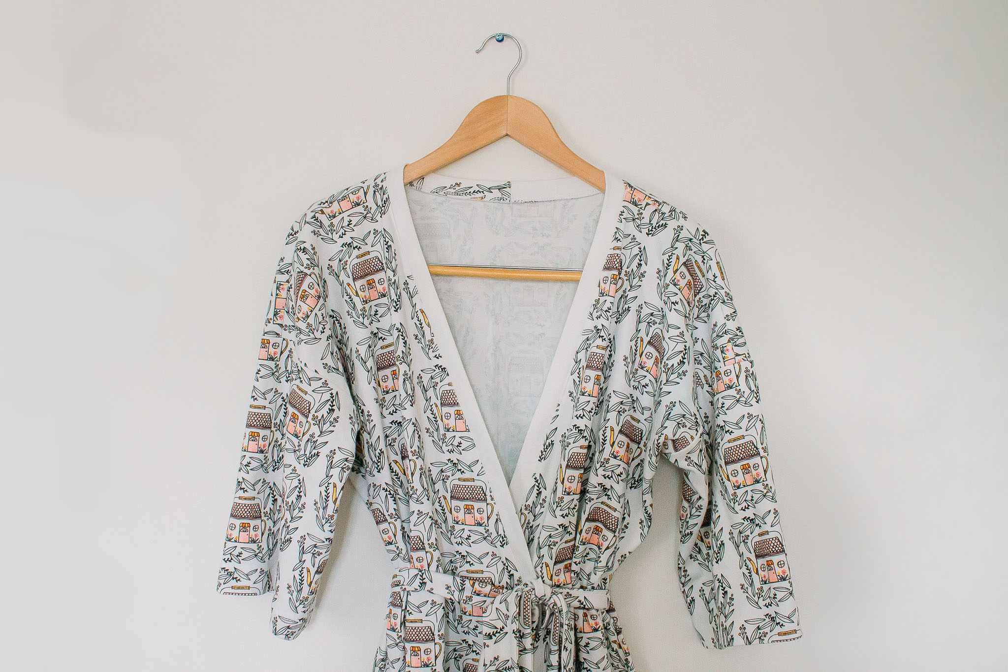 How To Make A Lounge Robe Spoonflower Blog