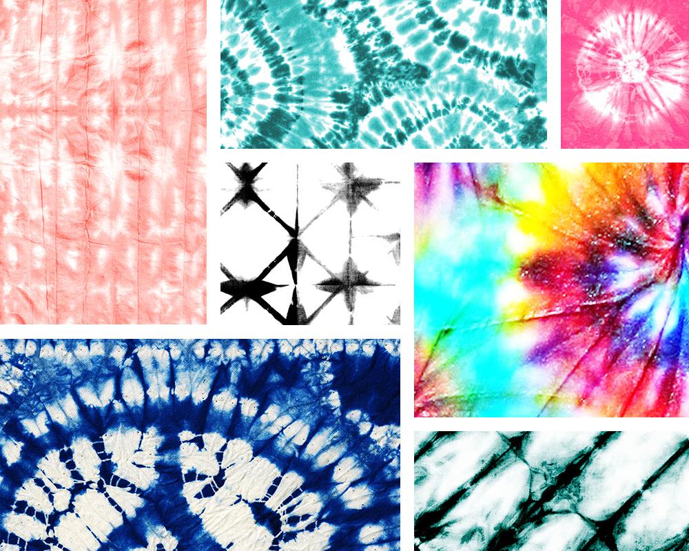 Trendy Batik-Designs gibt es auf Spoonflower