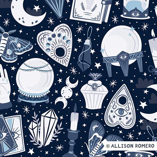 September Designer Spotlight: Meet Allison Romero of allisonromerodesign | Spoonflower Blog