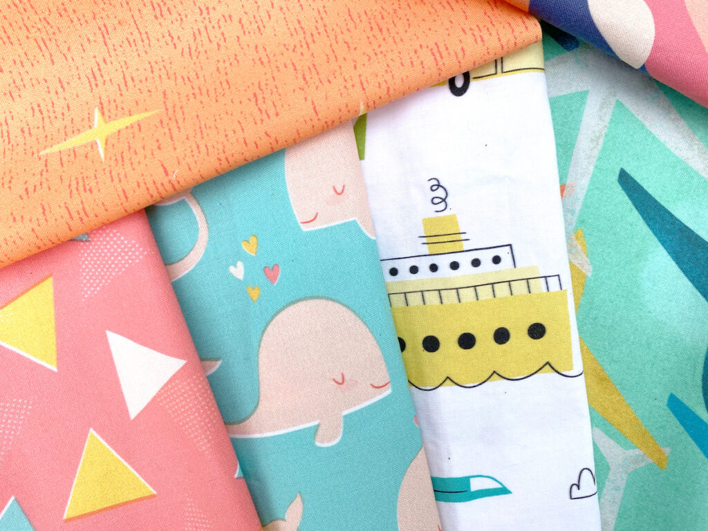 6 Tipps zum Designen von Retro Mustern