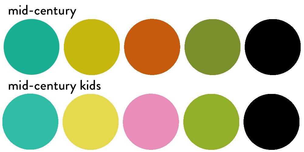 Wähle die richtigen Farben