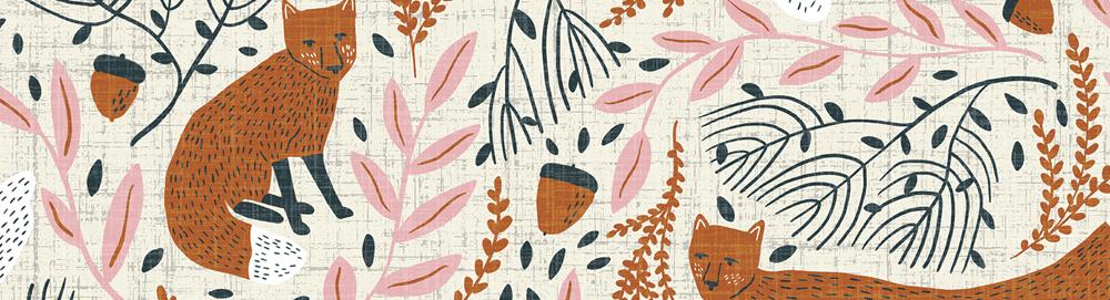February Designer Spotlight: Meet Merritt Baynes of scarlette_soleil | Spoonflower Blog