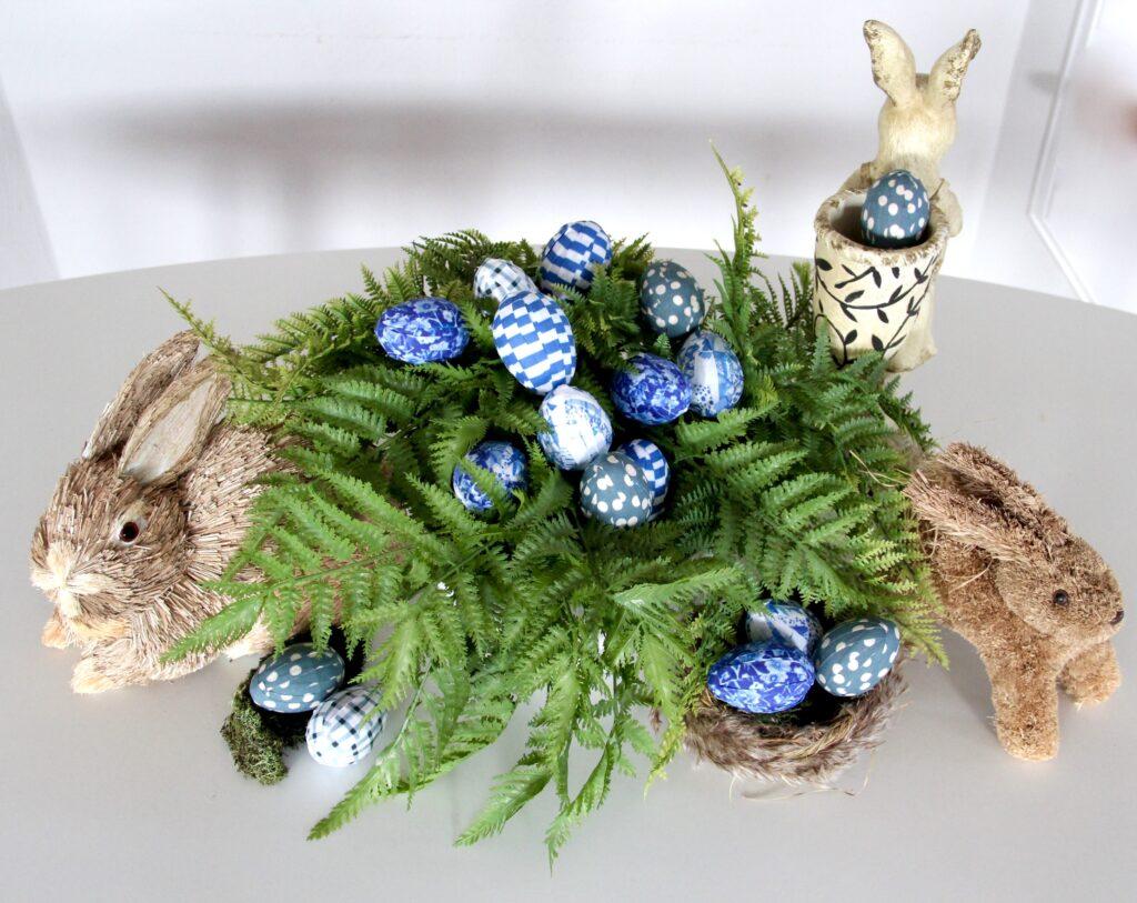 DIY fabric-covered Easter Eggs | Spoonflower Blog