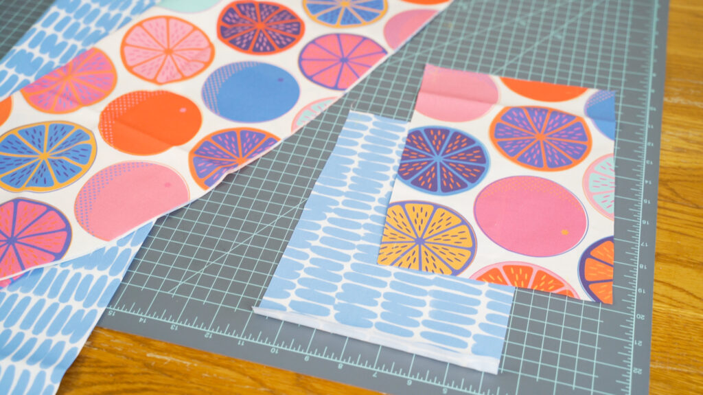 Step 2. Create the Smock Pockets | Spoonflower Blog