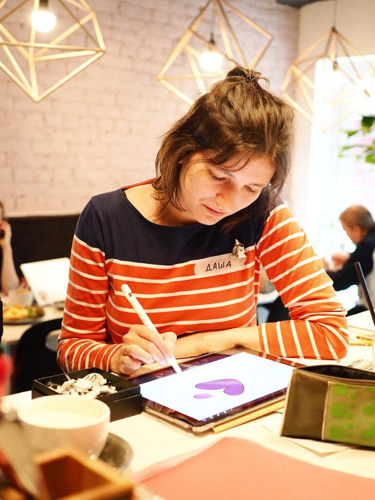 March Designer Spotlight: Meet Daria of daria_nokso   Spoonflower Blog