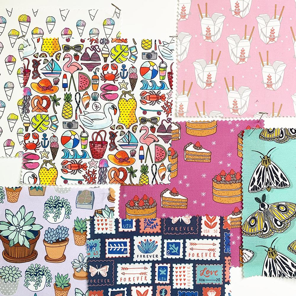 March Designer Spotlight: Meet Kristin Nohe Juchs of kristinnohe   Spoonflower Blog