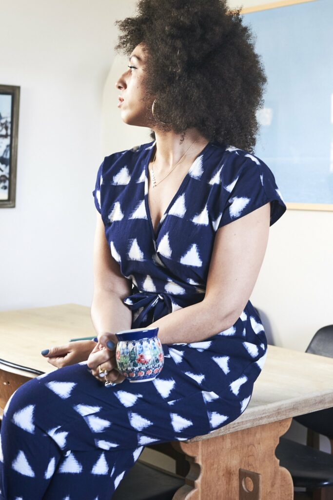 Zadie Jumpsuit from Paper Theory | Spoonflower Blog