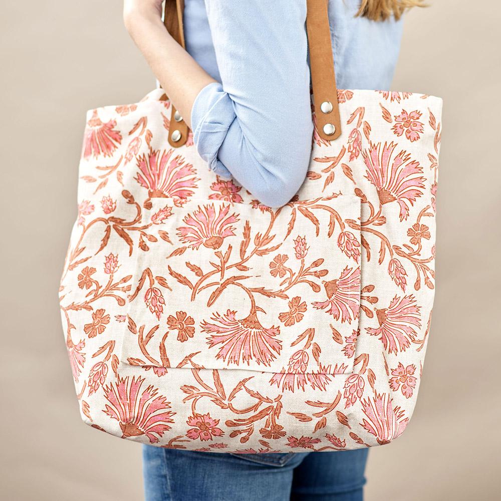 Everyday Tote Bag | Spoonflower Blog