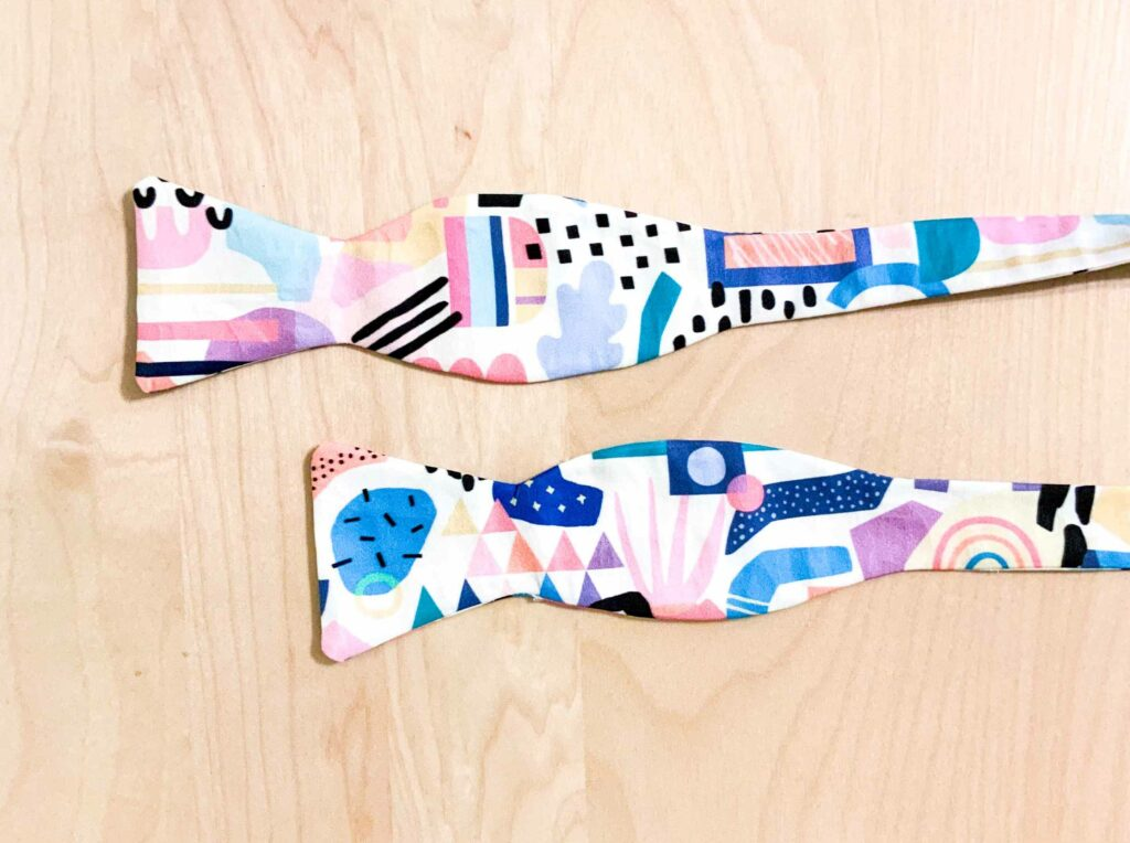 Press the bow tie | Spoonflower Blog
