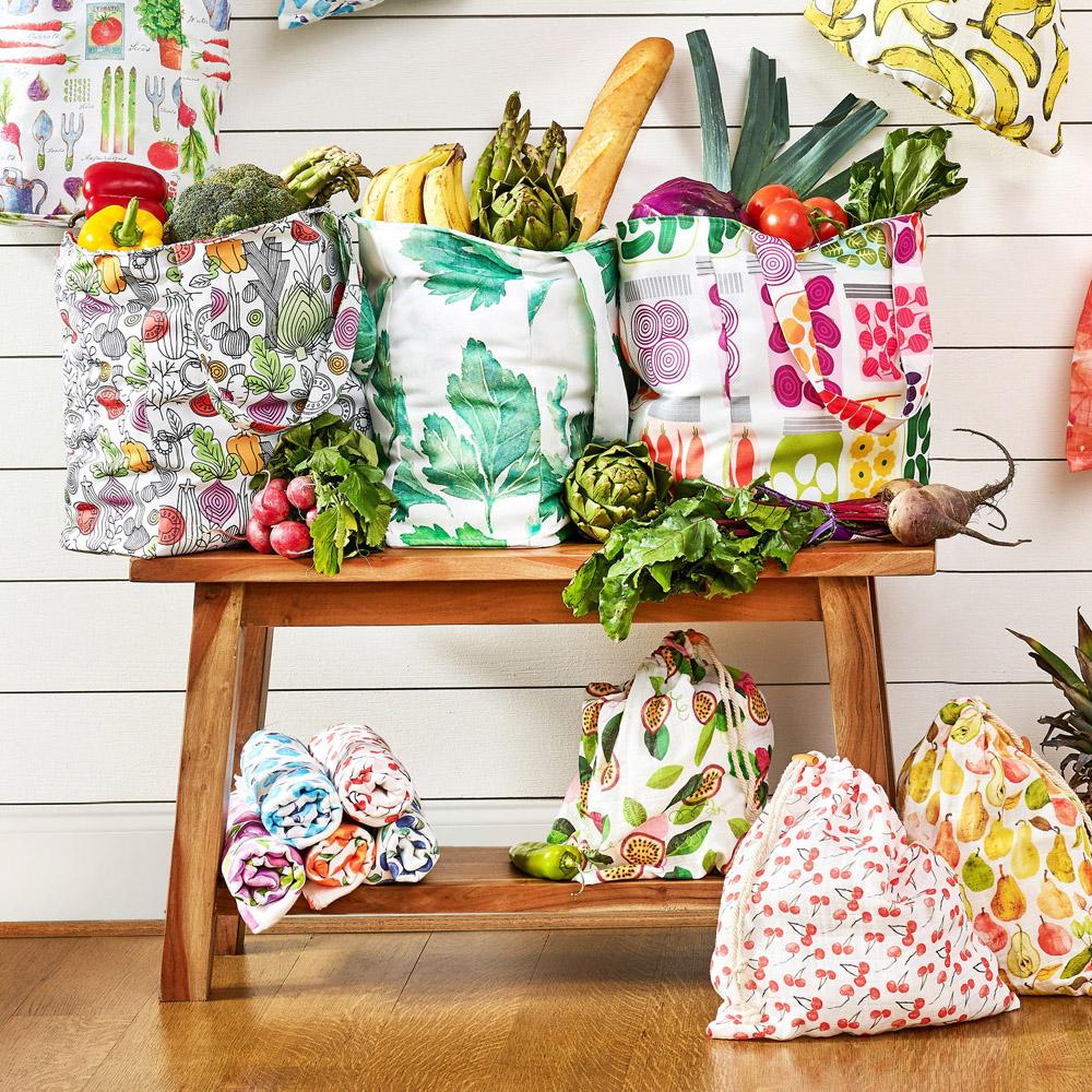 Market Tote Bag | Spoonflower Blog