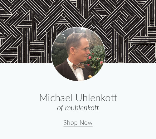 April Artist Spotlight: Meet Michael Uhlenkott of muhlenkott | Spoonflower Blog