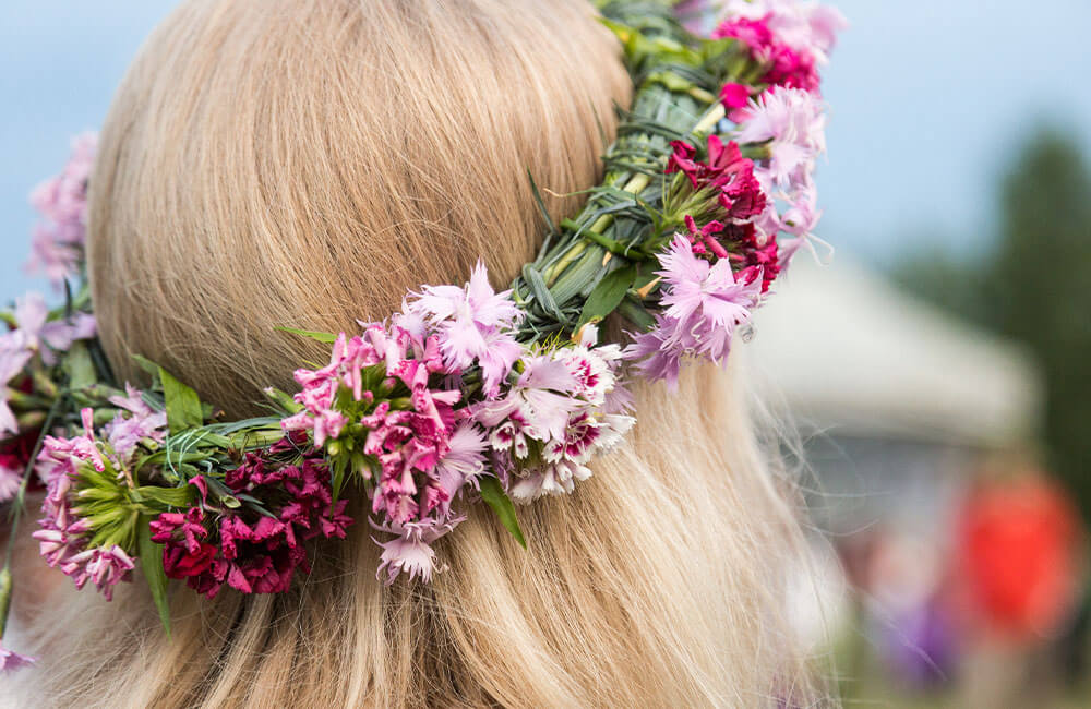 Announcing June's Design Challenge Themes: Midsummer Festival | Spoonflower Blog