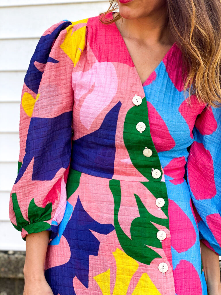 4 Ways to Effortlessly Mix and Match Prints in Your Wardrobe with Katie Kortman | Spoonflower Blog