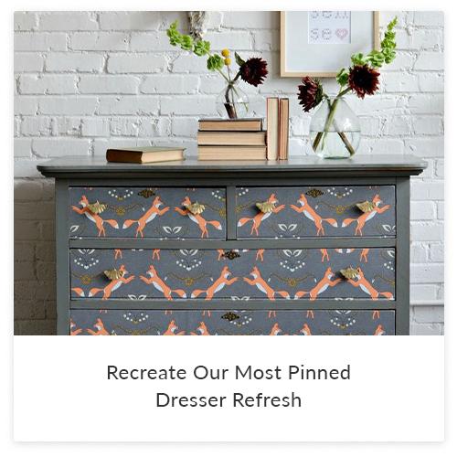 Dresser refresh | Spoonflower Blog