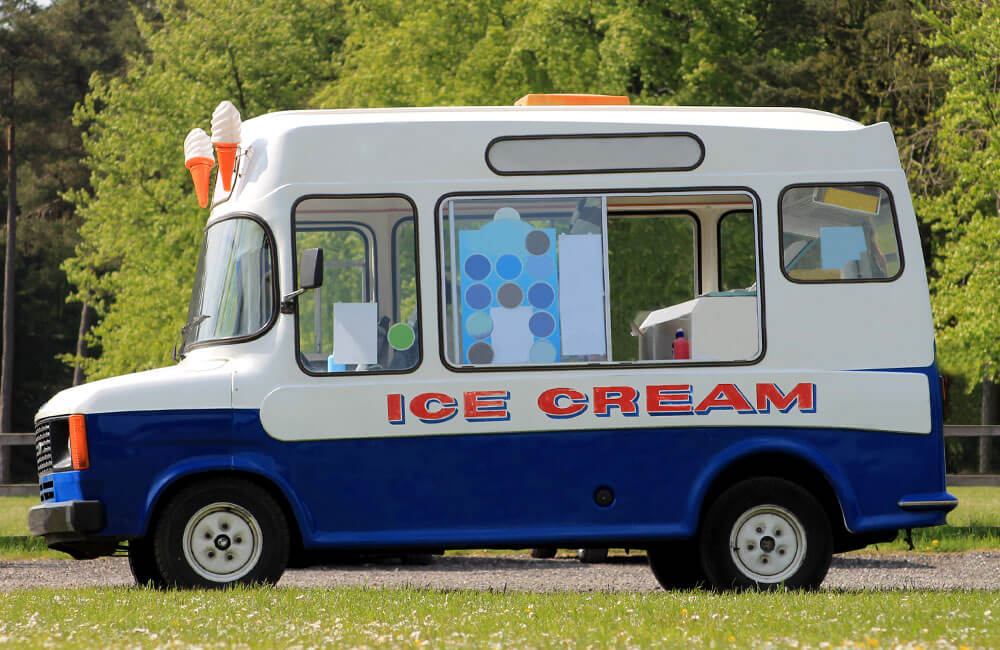 Announcing July's Design Challenge Themes: Ice Cream Truck | Spoonflower Blog
