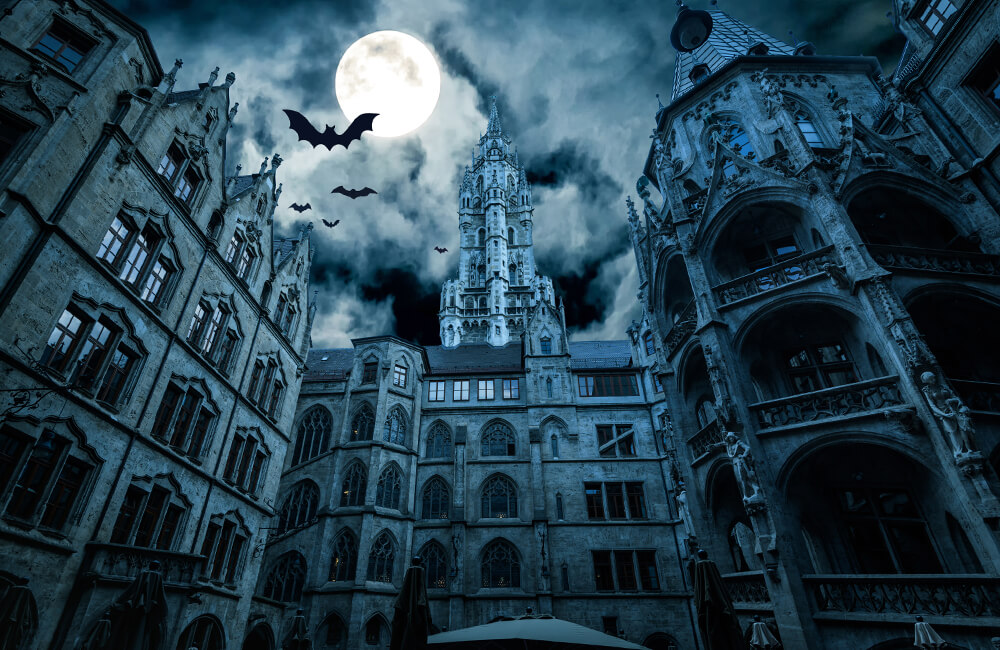 Announcing September's Design Challenge Themes: Gothic Halloween | Spoonflower Blog