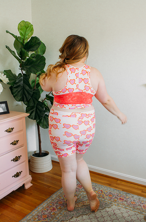 The Best Spoonflower Fabrics for Making Your own Custom Lingerie with Meg of MEGMADE Sewing | Spoonflower Blog