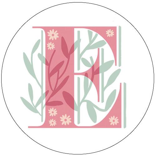 Alphabet Eloquent Font by enariyoshi | Spoonflower Blog
