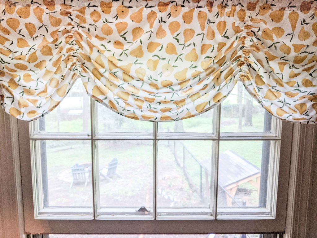 Refresh Your Room with a DIY Window Valence | Spoonflower Blog